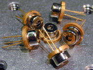 Single Mode Laser Diodes