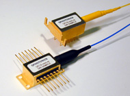 Single frequency FBG laser diodes