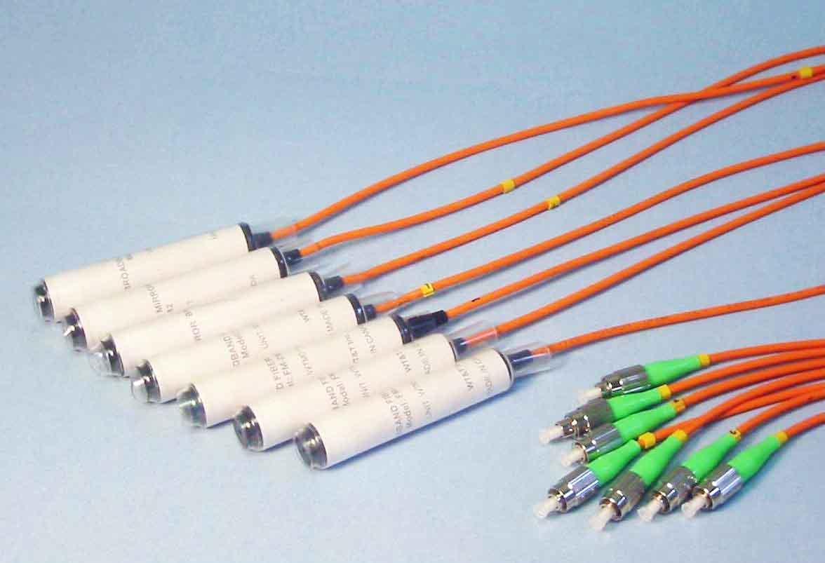 Single mode fiber reflector, QFM-2D
