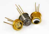 Deep UV light emitting diode, 1-1.2mW @ 285nm, UVTOP285