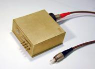 Multi-emitter high brightness laser module 2.3W @ 665nm, PUMA-665-2