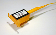 Fiber coupled superluminescent diode, 2mW @ 980nm, QSDM-980-2