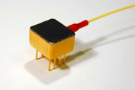 Single mode fiber coupled laser diode, 2mW @ 980nm, QFLD-980-4SM
